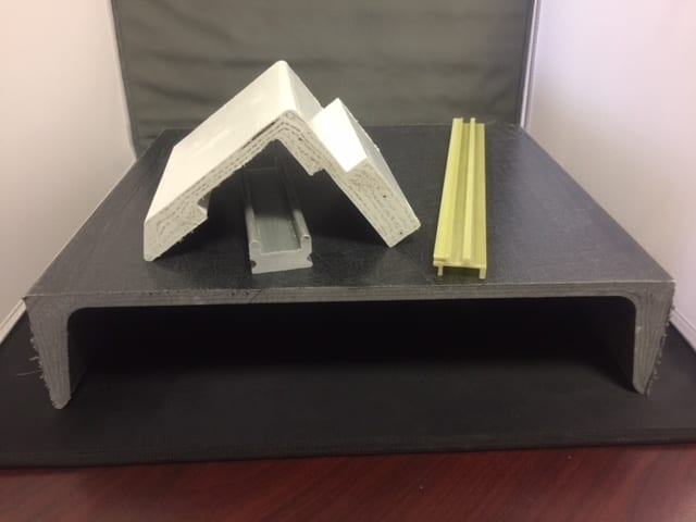 Custom Pultruded Shapes FRP Pultrusions Liberty Pultrusions