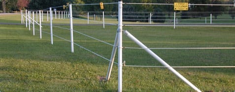 Industry Application Fiberglass Fence Post Liberty Pultrusions Manufacturing