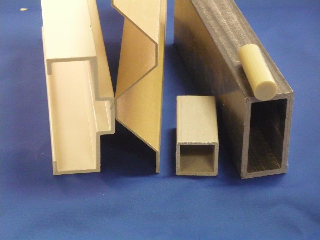 structural custom pultrusions