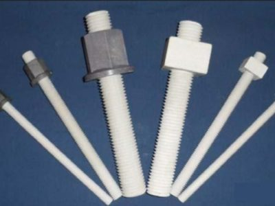 Ultrastud/nuts FRP pultrusions sold by Liberty Pultrusions