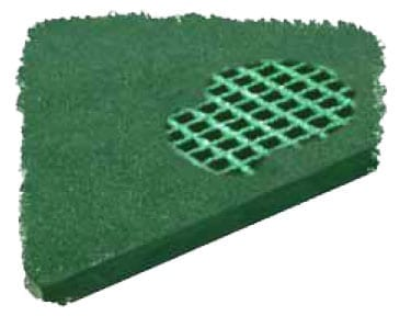 Loose top FRP grating sold by Liberty Pultrusions