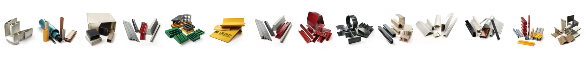 Polyurethane Pultrusions   Pultruded Products   Liberty Pultrusions