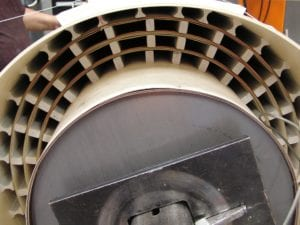 Industrial Applications for a pultruded FRP rod by Liberty Pultrusions manufacturing